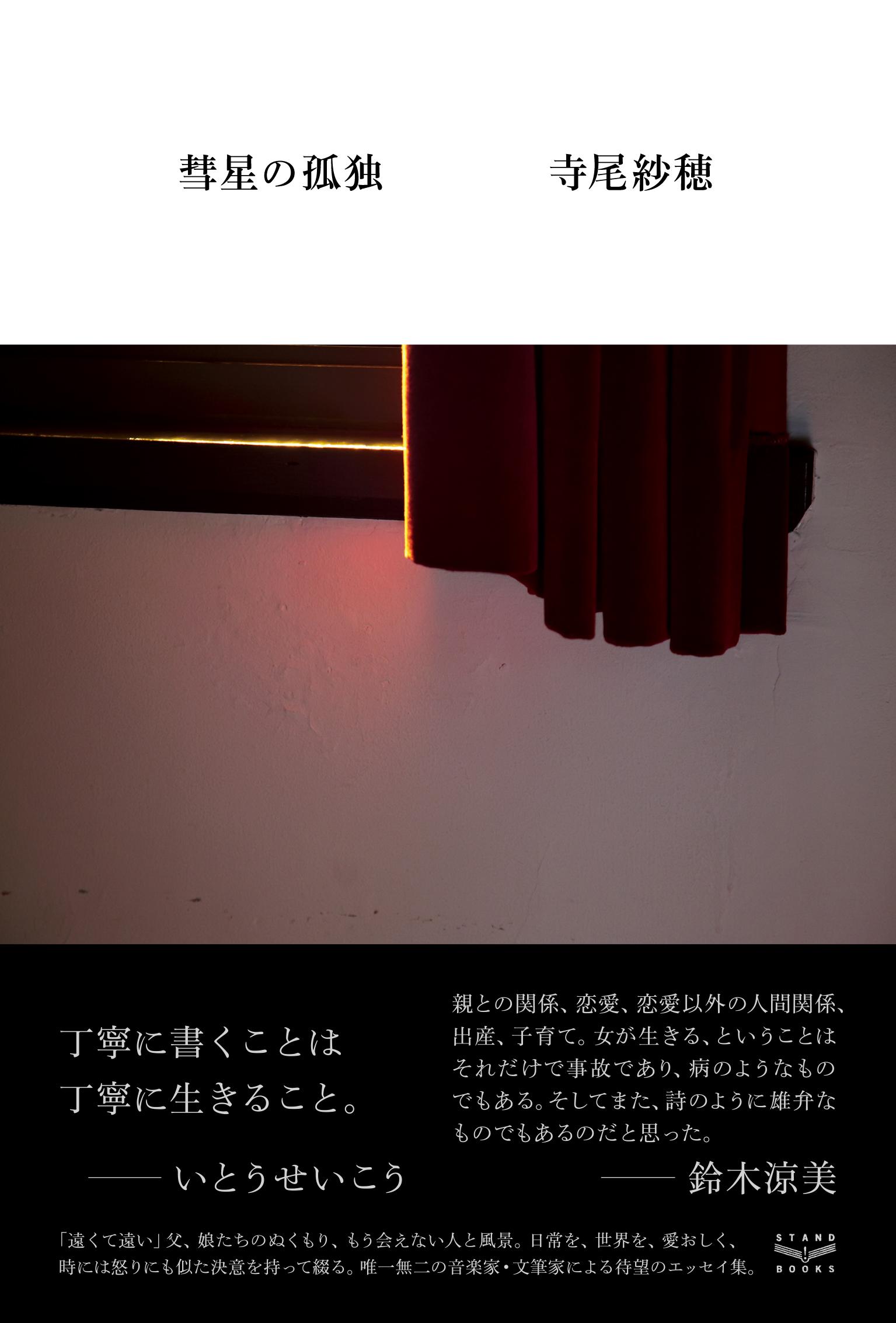 寺尾紗穂『彗星の孤独』
